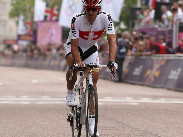 Fabian Cancellara będzie w Londynie bronił złotego medalu z Pekinu (fot. Getty Images)