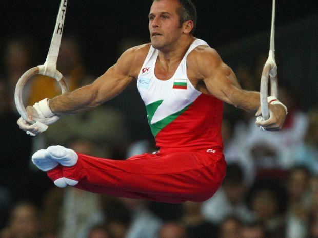 Jordan Jowczew jako jedyny gimnastyk w historii wystąpi na IO po raz szósty (fot. Getty Images)
