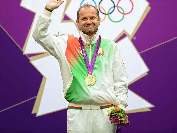 Martynow w świetnym stylu zdobył olimpijskie złoto (fot. Getty Images)