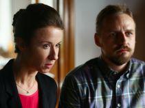 Krzysztof i Marta udali się na wywiad z księdzem, by rozpocząć przygotowania do ślubu (fot. TVP)