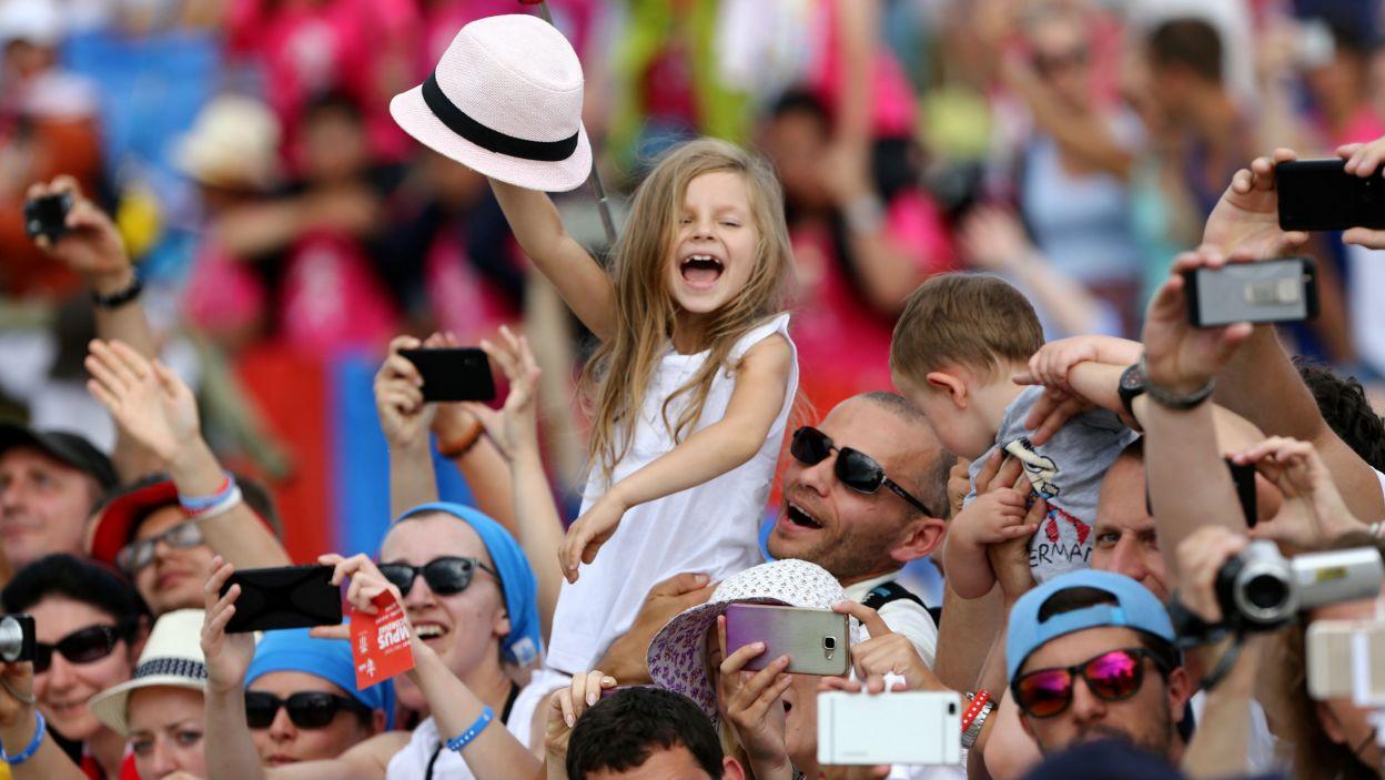 Radość (fot. PAP)