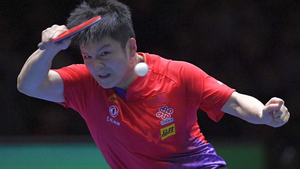 WT w tenisie stołowym: triumf Fan Zhendonga