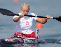 Marta Walczykiewicz nie zawiodła - pewnie awansowała do finału (fot. Getty Images)