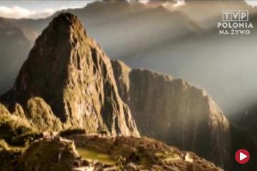 Holograficzne zabytki Machu Picchu