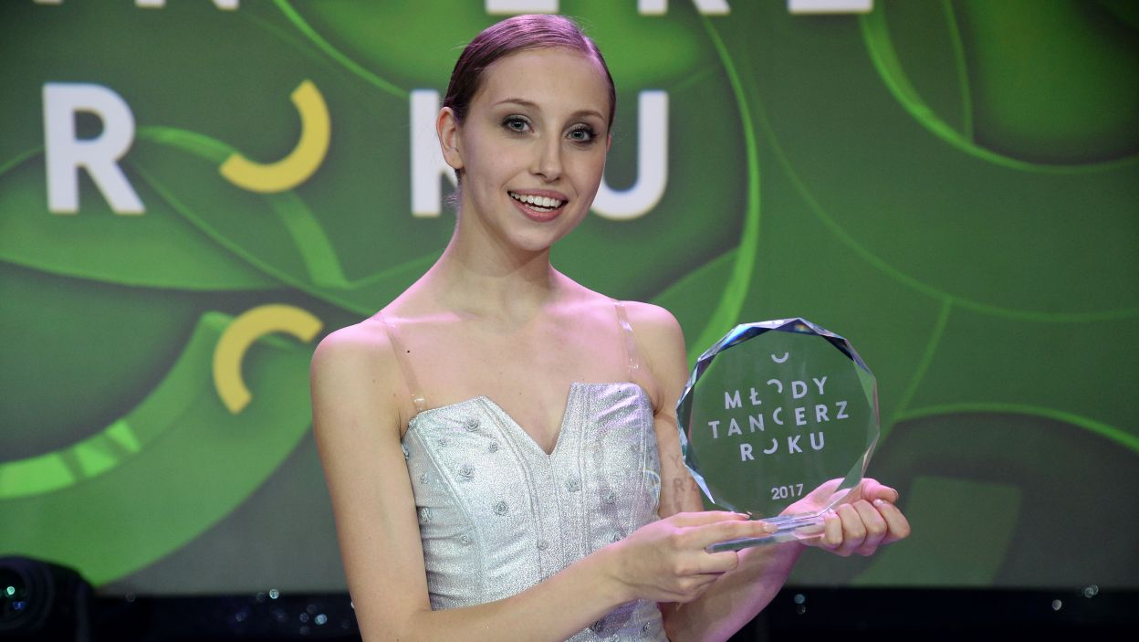 Laureatka konkursu – Paulina Bidzińska (fot. TVP/Jan Bogacz)