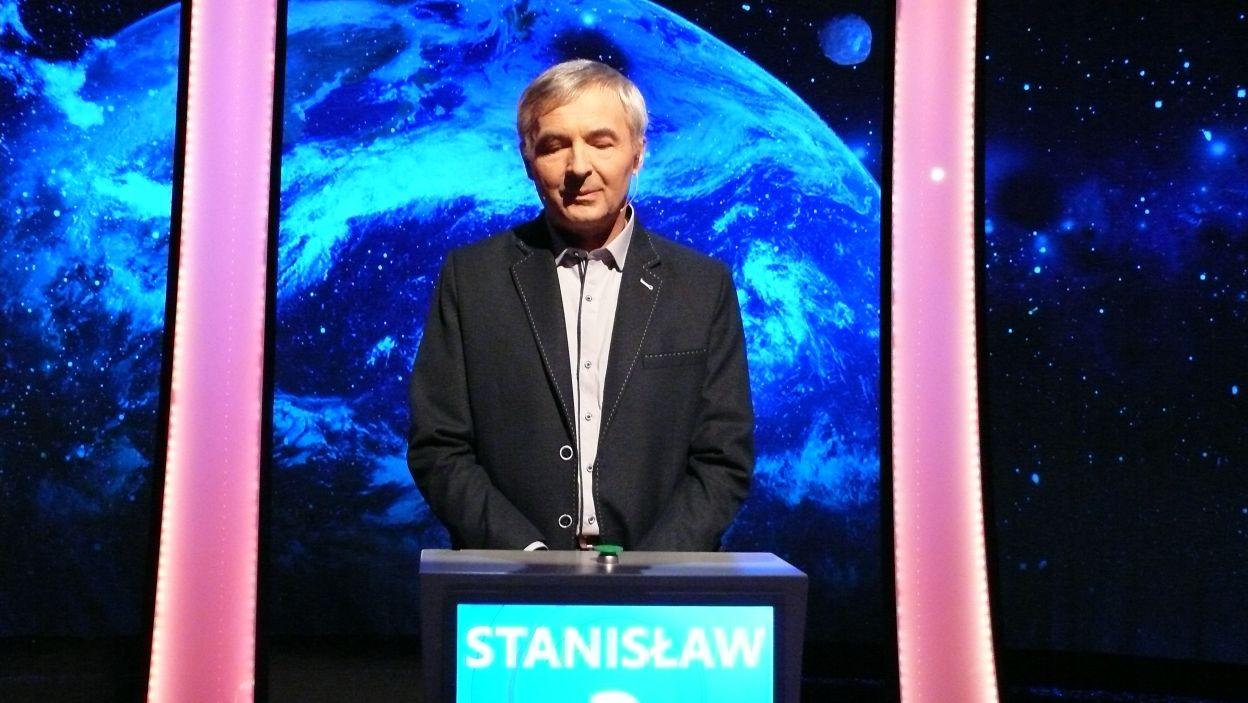 Zwycięzca 10 odcinka 110 edycji może być tylko jeden i został nim Pan Stanisław Beszczyński