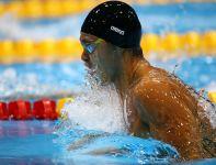 Kosuke Kitajima awansował do finału 200 metrów stylem klasycznym (fot. Getty Images)