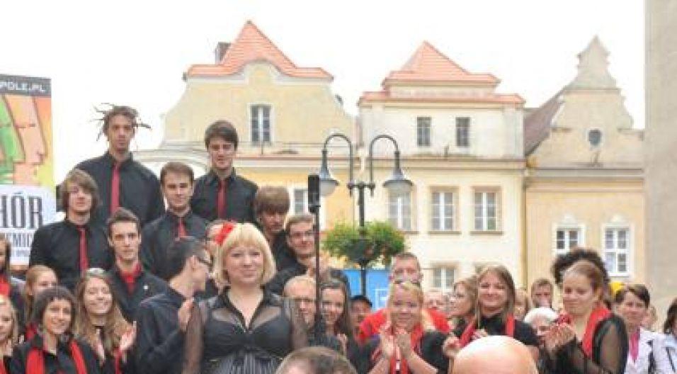 Tego samego dnia swoją gwiazdę odsłonił zespół Kombii (fot. Ireneusz Sobieszczuk/TVP)