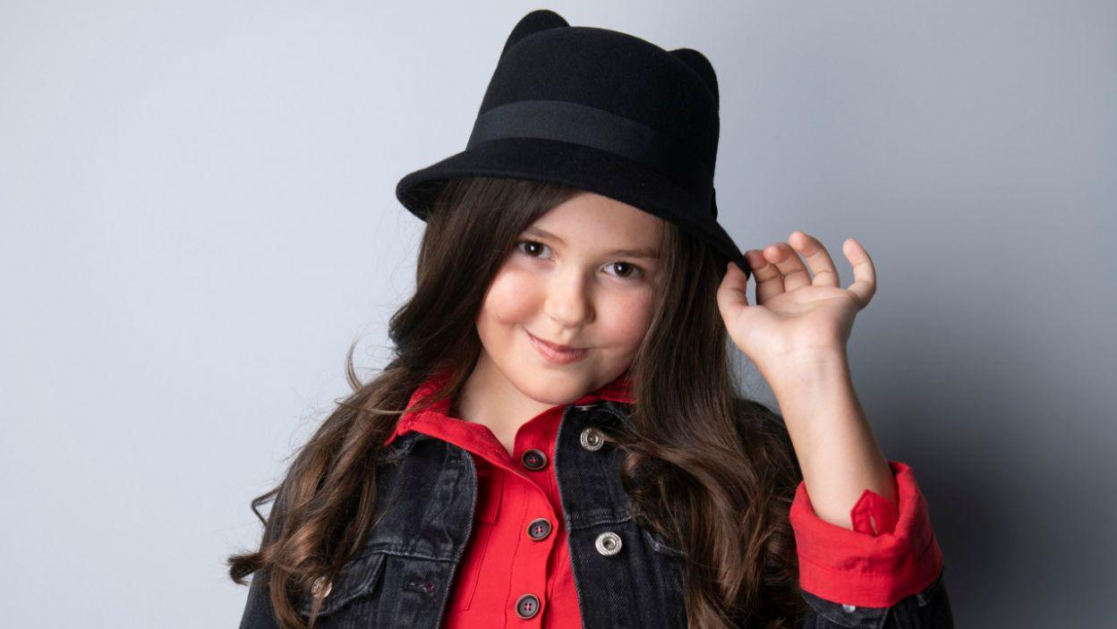 """Przedstawicielką Portugalii została Joana Almeida. 10-latka zaśpiewa piosenkę """"Vem Comigo (Come With Me)"""" (fot. junioreurovision.tv)"""