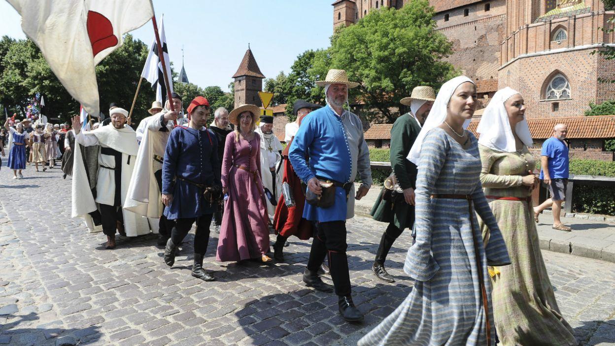 Już od września w TVP1 nowe historie, dworskie intrygi i dynastia Jagiellonów (fot. Natasza Młudzik)