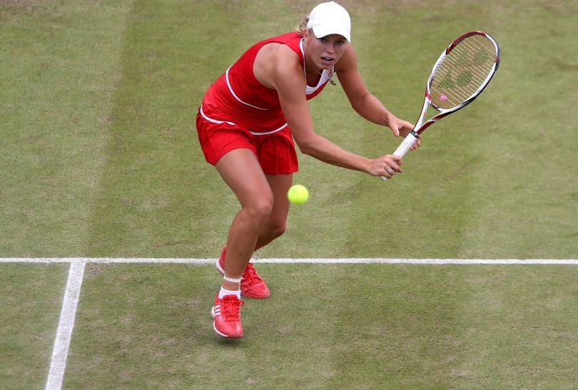 Caroline Wozniacki, duńska tenisistka (fot. Getty Images)