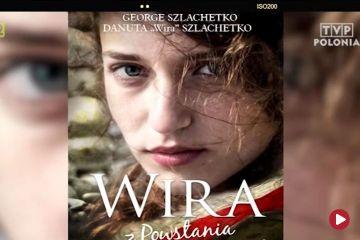 """Wywiad z Danutą Szlachetko """"Wirą"""" – uczestniczką Powstania Warszawskiego"""