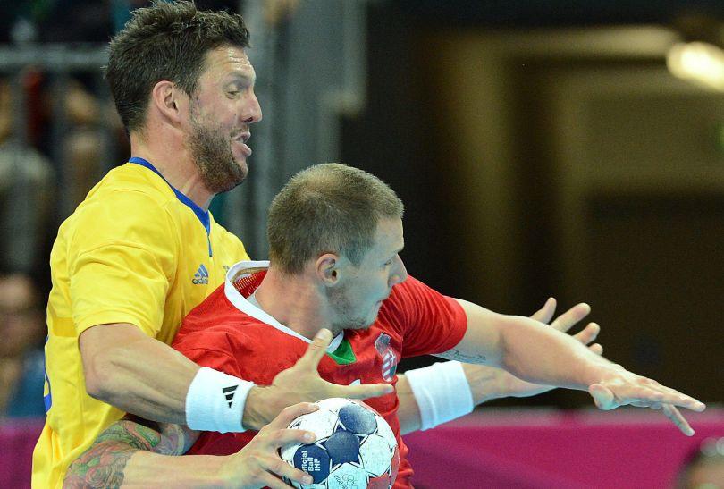 Druga połowa meczu była niezwykle zacięta (fot. PAP/EPA)