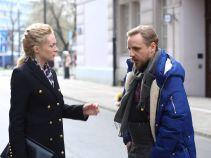 Sylwia nie mówi jednak prawdy, tylko brata przedrzeźnia (fot. Olga Grochowska/TVP)