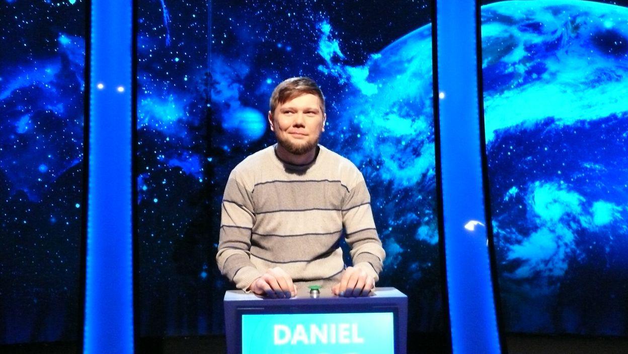 Daniel Wacławek - zwycięzca 18 odcinka 112 edycji