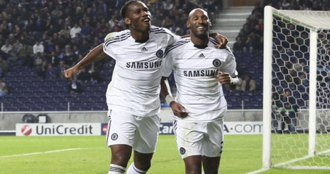 0632e3e62 Hitowe derby Londynu. Czy po meczu derbowym snajperzy Chelsea będą w równie  dobrym humorze (fot.PAP/