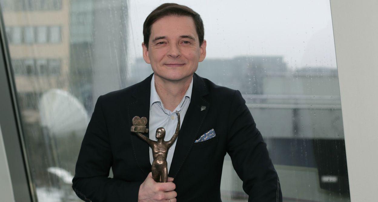 Przemysław Babiarz (fot. TVP)