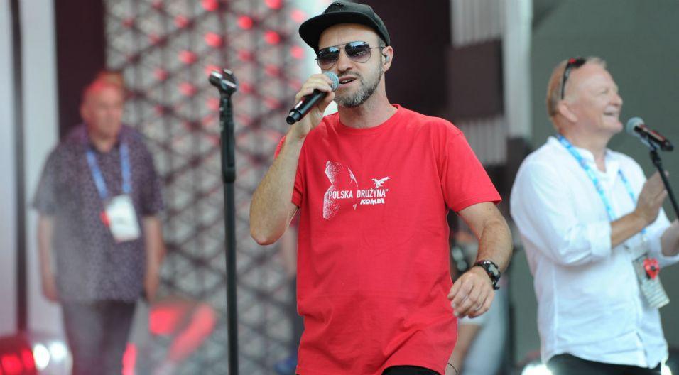 Kombi na scenie amfiteatru w Opolu zaprezentuje się już pierwszego dnia wydarzenia (fot. TVP)