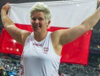 Anita Włodarczyk zdobyła srebro! (fot. PAP/Adam Ciereszko)
