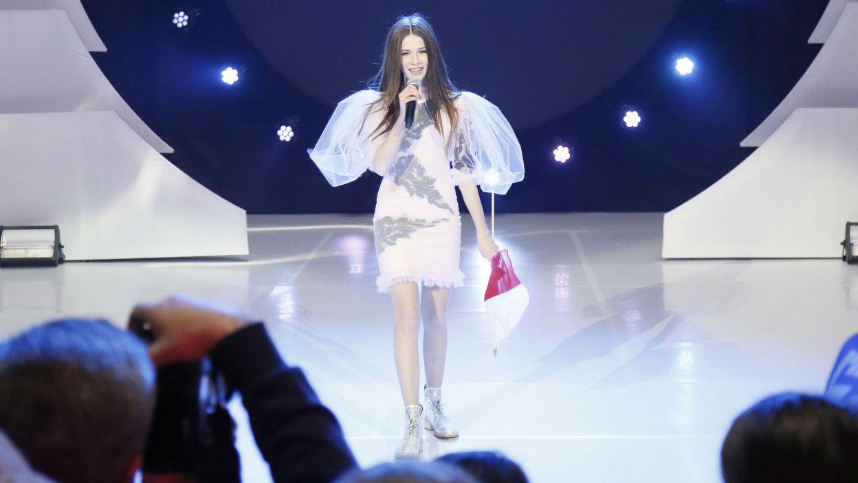 """Czy utwór """"Anyone I Want to Be"""" podbije serca widzów? (fot. Andres Putting/Eurovision)"""