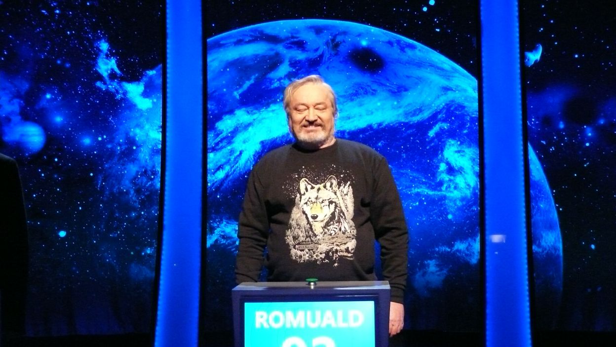 Pan Romuald Bulzacki - zwycięzca 12 odcinka 109 edycji