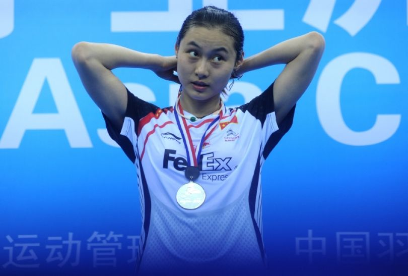 Chinka Wang Yihan - numer 1 światowego rankingu (fot. Getty Images)
