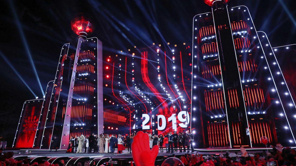 Jak witać Nowy Rok to tylko w Zakopanem (fot. PAP/Grzegorz Momot)