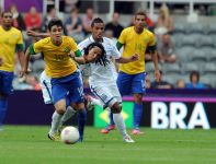 Brazylijczycy awansowali do półfinałów olimpijskiego turnieju (fot.PAP/EPA)