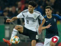ME U21: Niemcy grają z Danią. Oglądaj online!