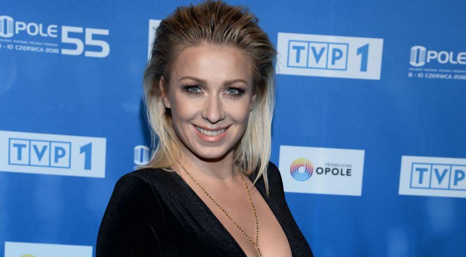 Kasia Cerekwicka w ubiegłym rok została laureatką konkursu Premiery (fot. J. Bogacz/ TVP)