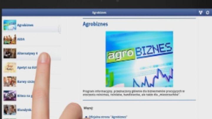 07e1cf4b75ec6a Aplikacja TVP.pl w twoim telefonie i tablecie! - Telewizja Polska SA