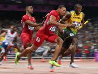 Amerykanie i Jamajczycy równo tylko do ostatniej zmiany (fot. Getty Images)