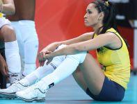 Jaqueline Carvalho, brazylijska siatkarka (fot. Getty Images)