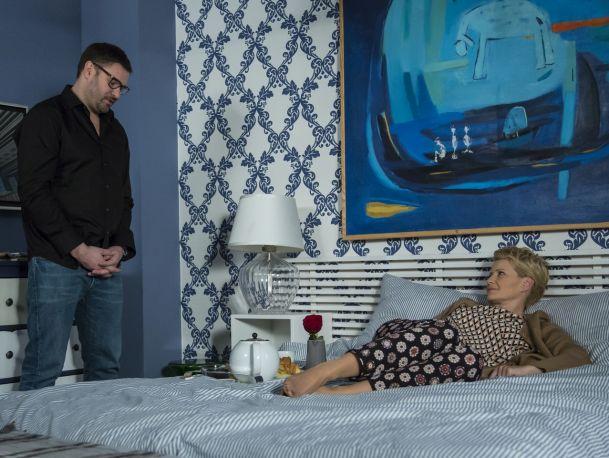 Śniadanie do łóżka – scena z odc. 203