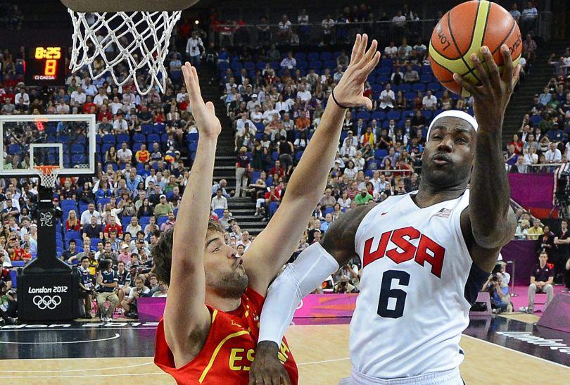 Dream Team znów króluje. USA - Hiszpania 107:100 w finale turnieju koszykarzy na IO