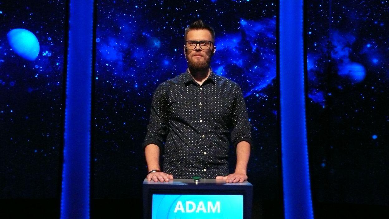 Adam Chojnowski - zwycięzca 17 odcinka 114 edycji