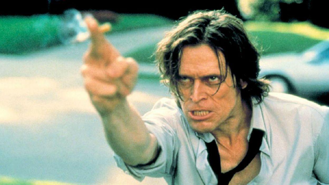 """Nie byłoby """"Świętych z Bostonu"""" (1999 r.) bez rewelacyjnej roli Willema Dafoe (fot. TVP)"""