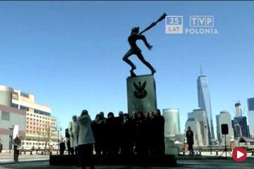 Walka o Pomnik Katyński