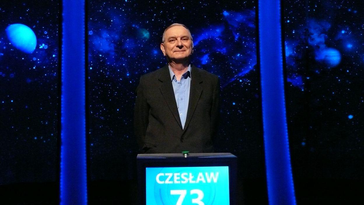 Pan Czesław Wysocki został zwycięzcą 7 odcinka 113 edycji