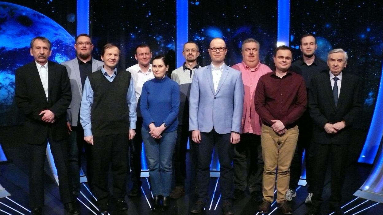 10 zawodników 14 odcinka 112 edycji