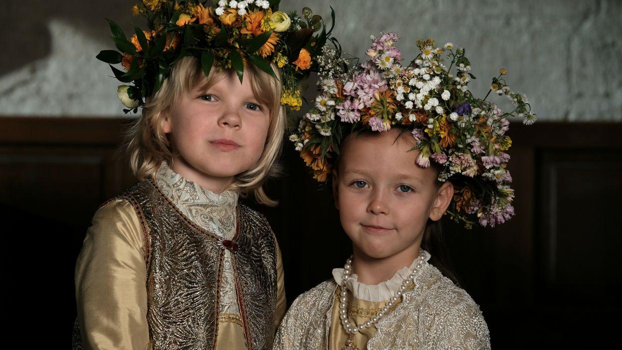 Rękę czteroletniej Jadwigi obiecano zatem niewiele starszemu księciu habsburskiemu – Wilhelmowi (fot. TVP)