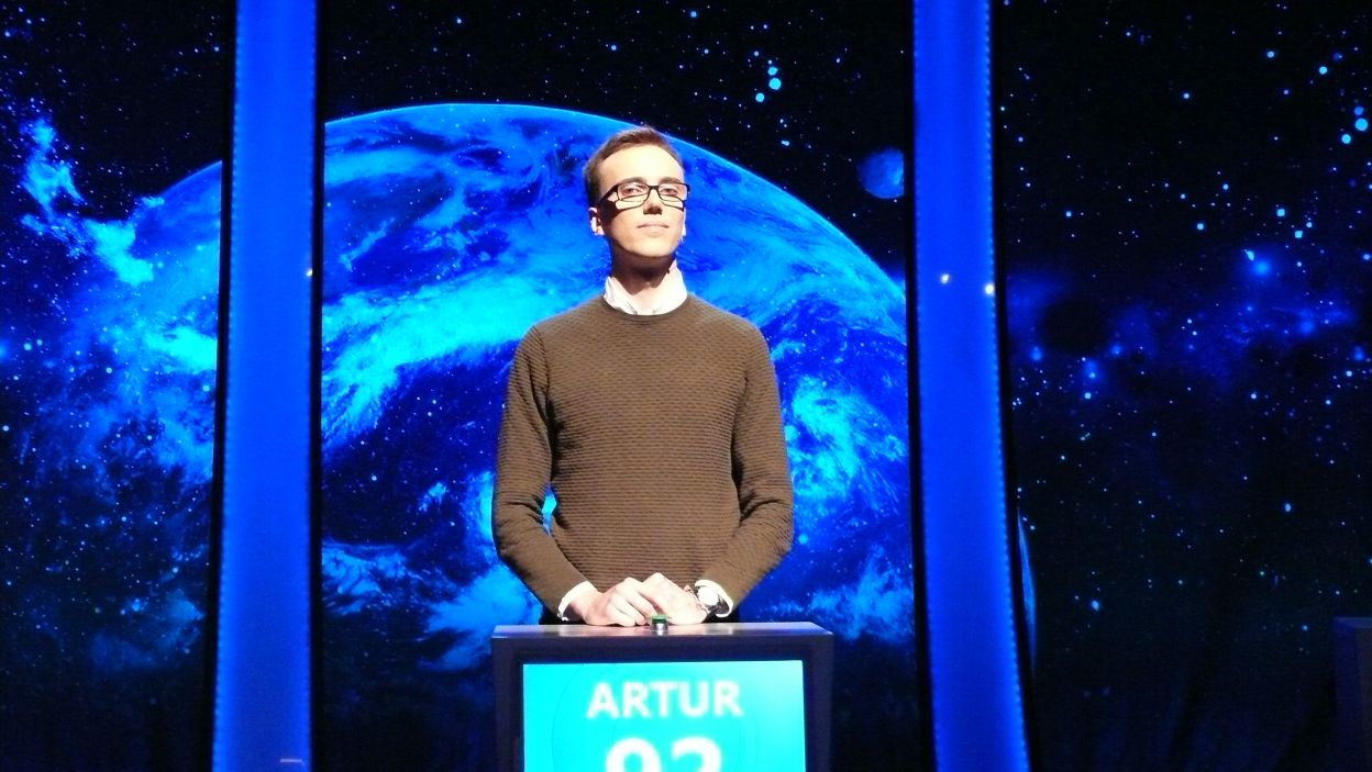 Artur Lisius - zwycięzca 20 odcinka 102 edycji