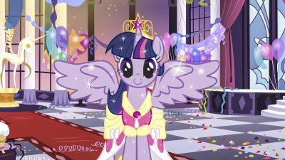 My Little Pony, odc. 18 – Mecz koszballa