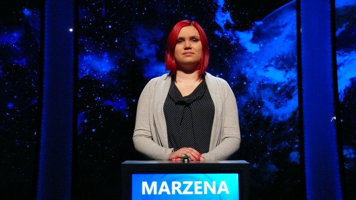 Marzena Szymanowska-Pietrzyk - zwyciężczyni 17 odcinka 103 edycji