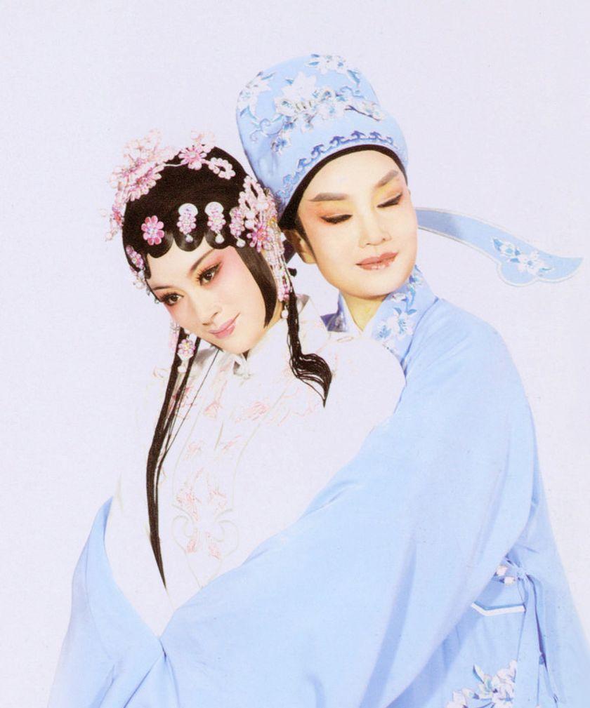 Chińska Opera Yue - materiały promocyjne