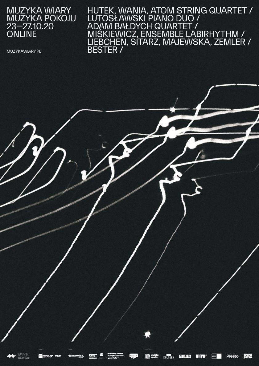 Festiwal Muzyka Wiary – Muzyka Pokoju w tym roku online