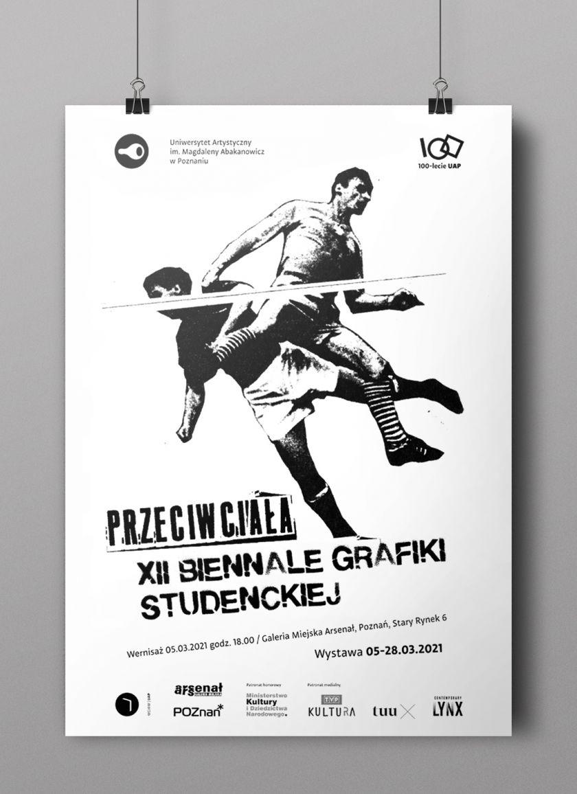 XII Biennale Grafiki Studenckiej (UAP)