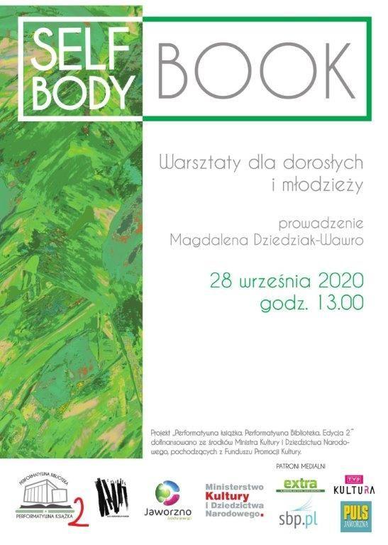 SELF-BODY-BOOK – warsztaty dla dorosłych