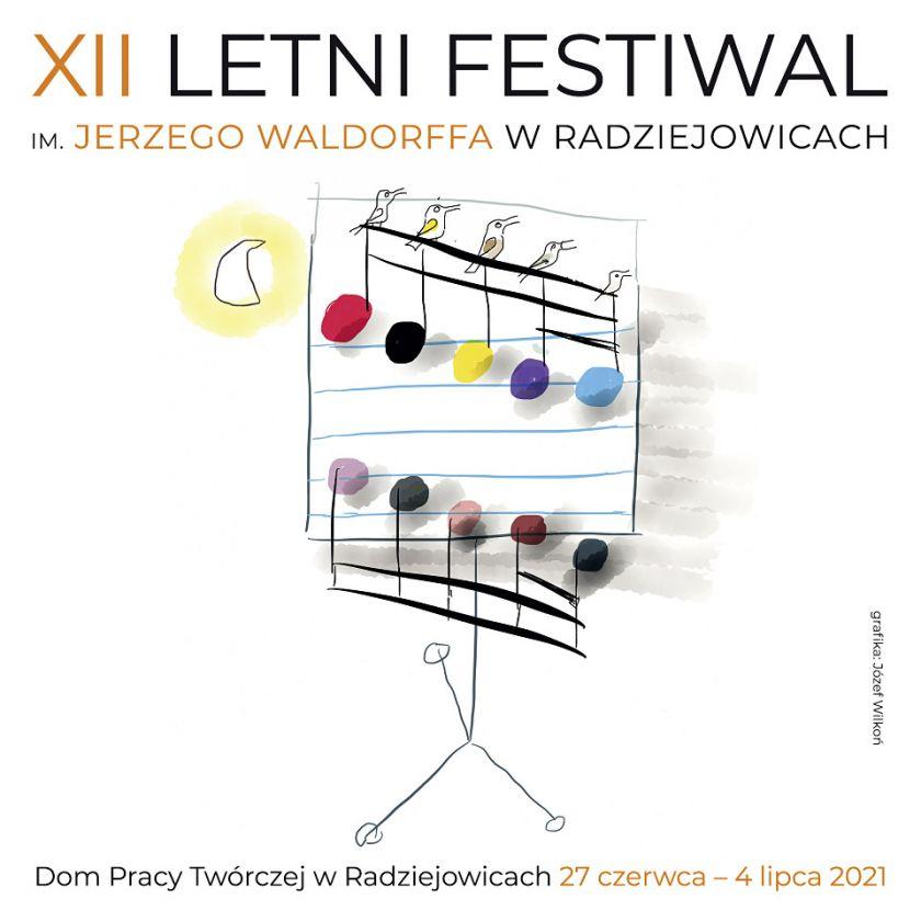 XII Letni Festiwal im. Jerzego Waldorffa w Radziejowicach