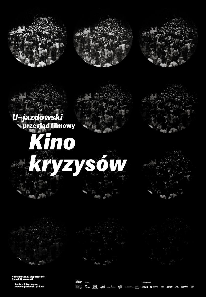 Przegląd filmowy w kinie w Centrum Sztuki Współczesnej Zamek Ujazdowski
